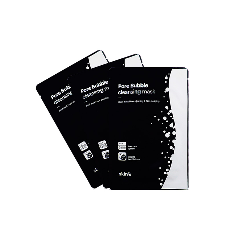 Pack 3 Mascarillas Limpiadoras Pore Bubble Cleansing Mask