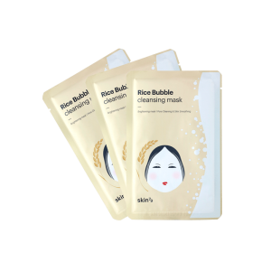 skin79 Rice Bubble Cleansing Mask Pack
